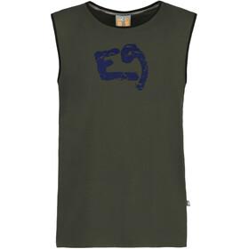 E9 Boom Koszulka bez rękawów Mężczyźni szary